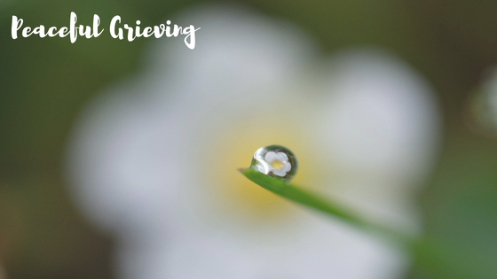 Peaceful Grieving